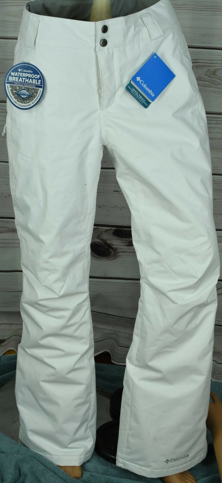 Columbia Omni-Heat Arctic Trip Womens Pants US M