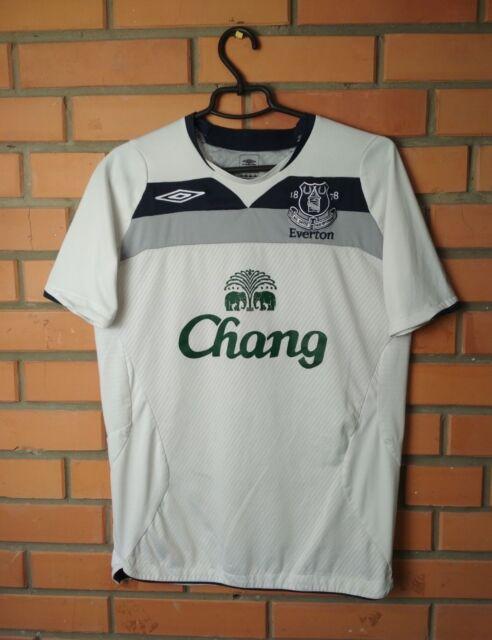 Everton Jersey 2008 2009 Home S Shirt Umbro Football Soccer Trikot Maglia