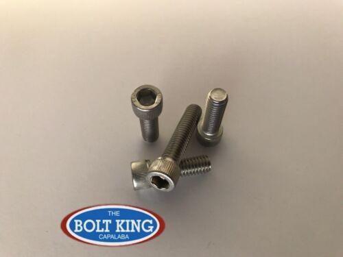 5//16 UNC Socket Head Cap Screw 304 Stainless Steel imperial