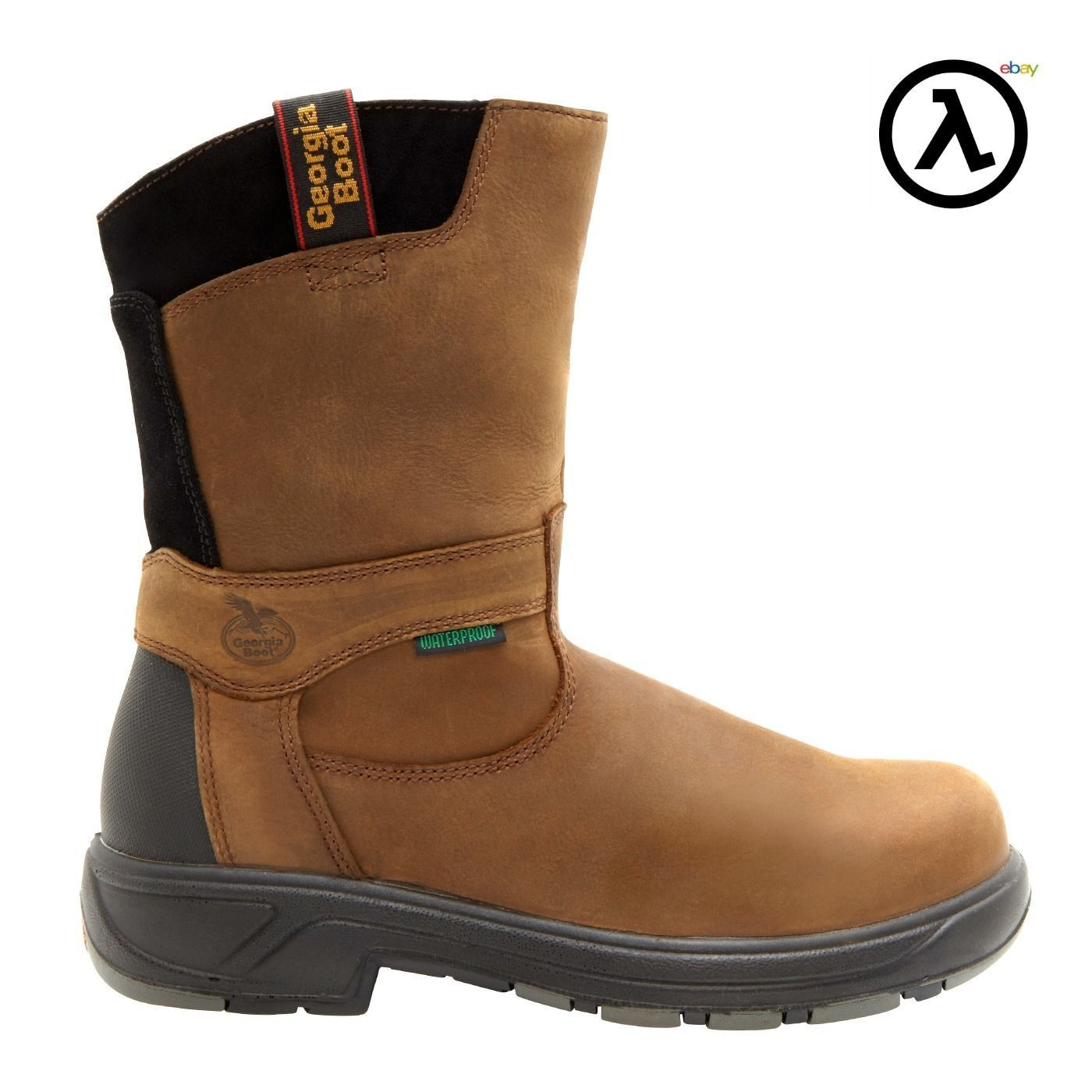 GEORGIA FLXPOINT WATERPROOF COMPOSITE TOE WORK BOOTS G5644 - ALL SIZES - NEW