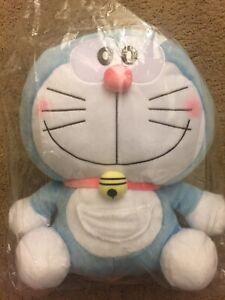"Details about NEW 12"" Doraemon Plush Toreba Crane Game Prize!! Japan  Imported US Shipping"