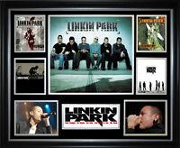 Linkin Park Framed Memorabilia