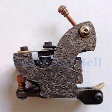 Exclusive Wire Cutting Tattoo Machine Liner Shader Gun  - 1 pcs