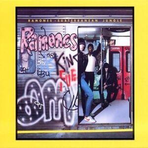 The-Ramones-Subterranean-Jungle-New-CD-UK-Import