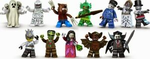 Marvel-Movie-Horror-Film-lego-Mini-Figures-Jason-Freddy-Chucky-Hero-Toy-story
