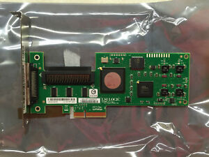 Dell-LSI-Logic-LVD-PCI-E-Ultra320-Controller-Card-LSI20320IE-Height-Bracket
