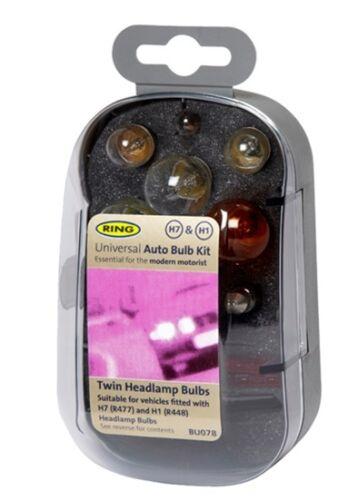 Spare Bulb Kit 2000 onwards BK181T Fiat Doblo