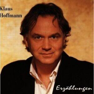 Klaus-Hoffmann-Racconti-CD-15-tracks-tedesco-Pop-CANZONETTE-NUOVO
