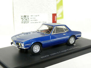 AutoCult-06034-1-43-1969-BMW-1600TI-Coupe-Paul-Bracq-Concept-Resin-Model-Car