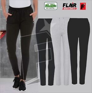 Image is loading AWDIs-Girlie-Womans-Tapered-Track-Pant-Sports-Jogger- 22060ab27c9c