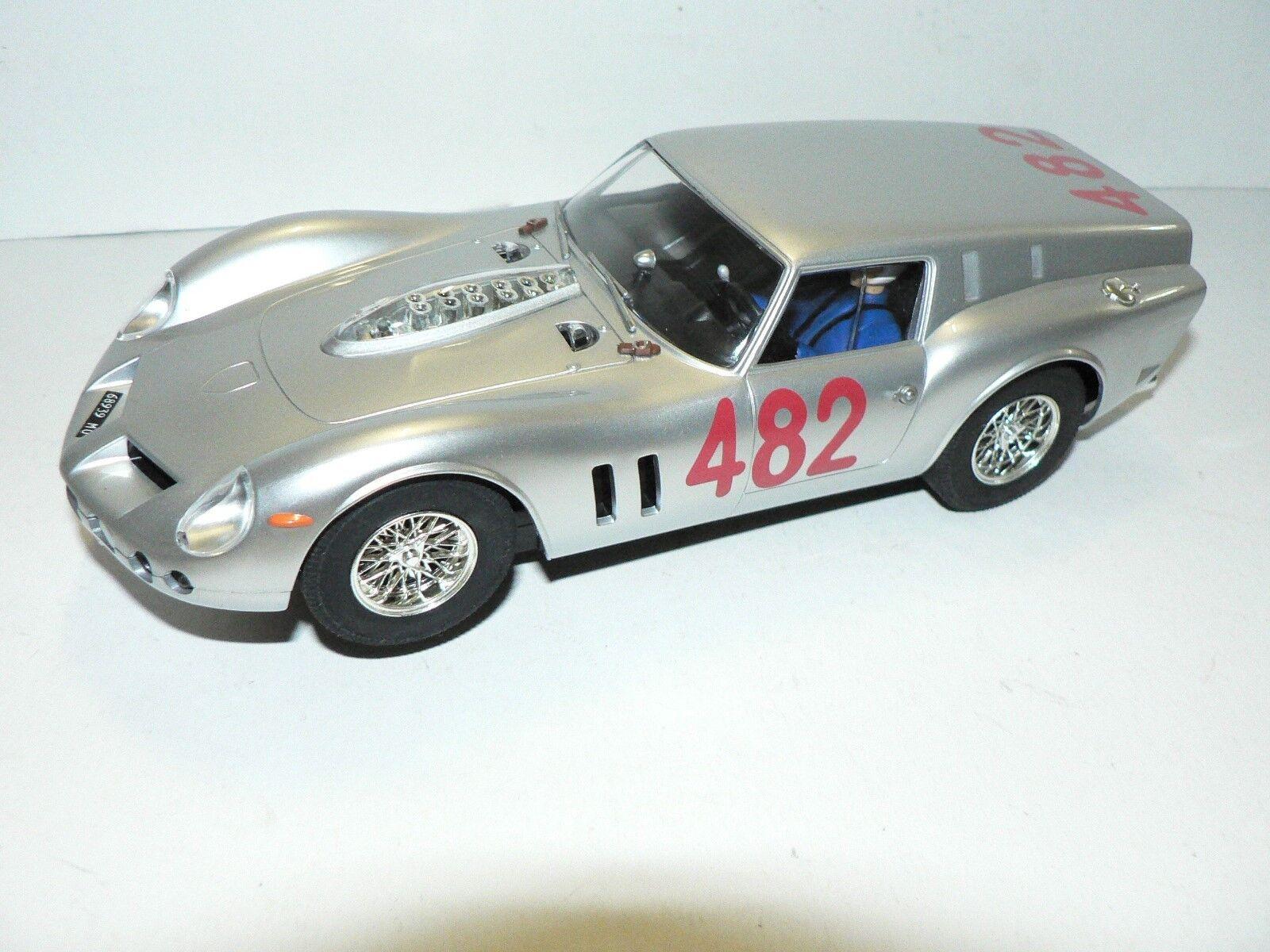 Carrera Digital124 Ferrari 250 Gtberlinetta Passo Corto 1962 23755 New