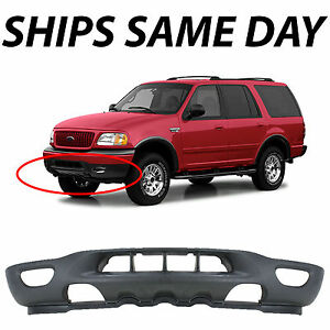Textured Front Bumper Valance Expedition For Ford F - 2002 f150