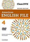 American English File: 4: Class DVD by Oxford University Press (Video, 2015)