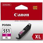 Tinten Patrone Canon Cli551m XL Magenta