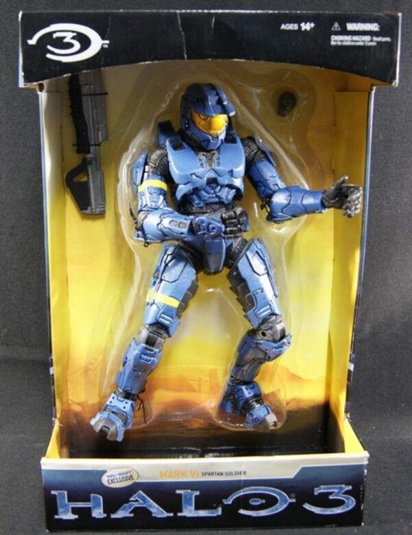 Mcfarlane De 12  Gigante Tamaño Halo 3 Mark Vi Spartan Soldier producto exclusivo de Walmart Htf
