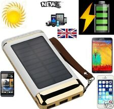 20000mAh USB Portable Solar Charger Power Bank Sunpower For Mobile Phone Tablets