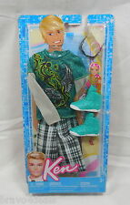 New Barbie Ken Fashions Clothes Outfit:Shirt, Shorts, Sneakers, Sunglasses X7853