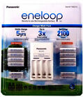 Panasonic Eneloop Recharge Battery Charger Pack