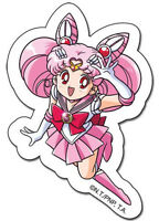Sailor Moon S Chibimoon Die Cut Sticker