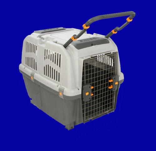 Trasportino in plastica Skudo 7,per cani di taglia taglia taglia XL, dimensioni 105x73x76 cm 72ffc4