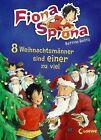 8 Weihnachtsmänner sind einer zu viel von Bettina Belitz (2011, Gebunden)