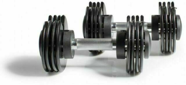 NordicTrack SpeedWeight Adjustable Dumbbell