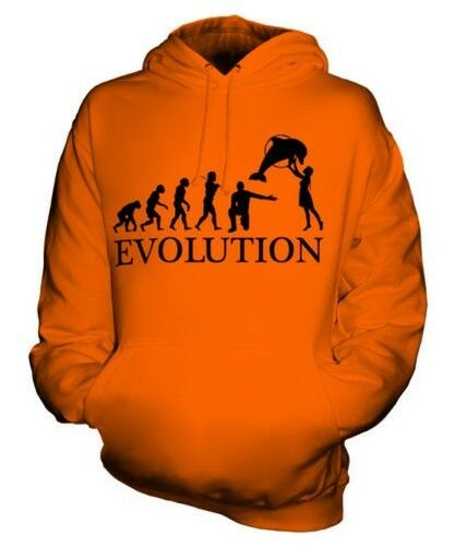 Aquarium Evolution Of Man Unisex Kapuzenpullover Herren Damen Geschenk
