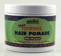 Madina Herbal Hair Pomade With Vitamin E - 4oz - (2-pack)
