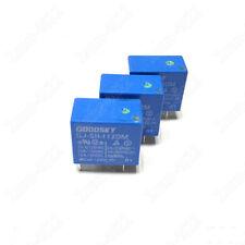 MIT-SH-106LM Power Relay 5A 120VAC 4 Pins x 10pcs