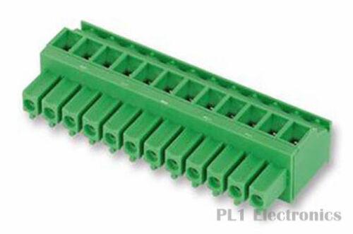 160 V 3.81 mm, PHOENIX CONTACT    1826982    Pluggable Terminal Block 3 8 A