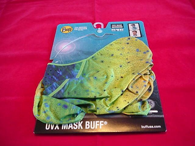 The Original UV  MASK Buff Headwear Dorado Design GREAT NEW  reasonable price
