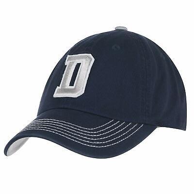 Dallas Cowboys NFL Bryson Adjustable Strap Cap Navy