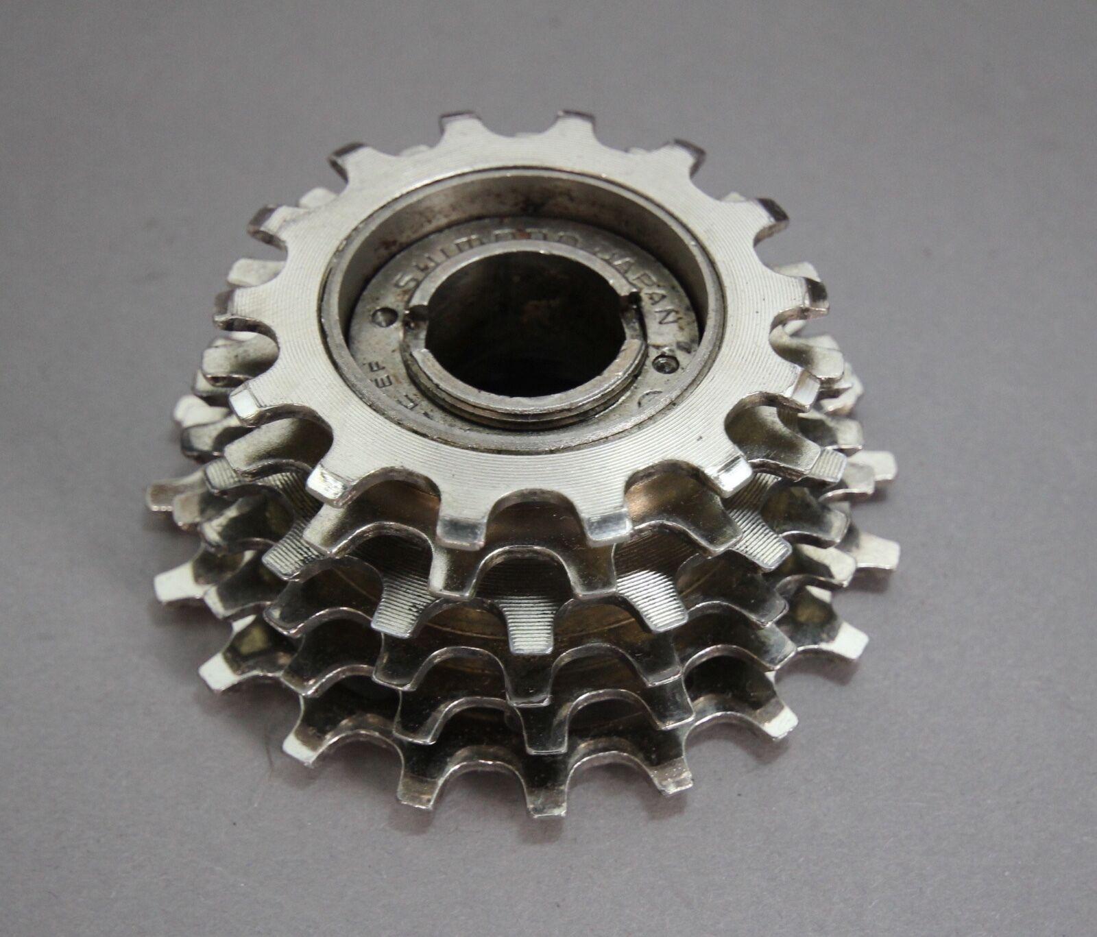Shimano Dura Ace MF-7200 Freewheel Freewheel Freewheel   6S   14-20   xxxg   Thread Schraubkranz       Qualität und Quantität garantiert  1579e9