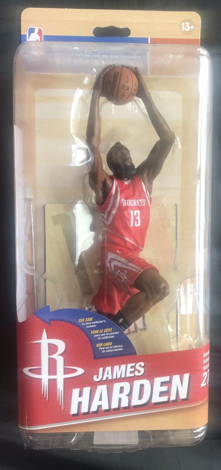 McFarlane NBA serie 27 James Harden razzi razzi razzi azione cifra f631f5