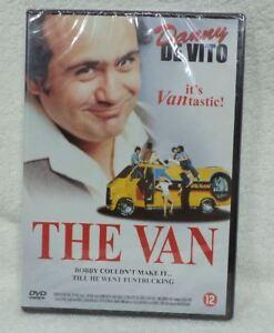 DVD-THE-VAN-met-Danny-De-Vito-nog-nieuw-in-gesealde-verpakking