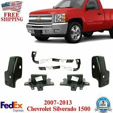New Listingfront Bumper Bracket Kit Extension Out Support For 2007 13 Chevy Silverado 1500 Fits 2013 Silverado 1500