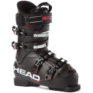 Head Next Edge Men S Ski Boots Black Red Alpine Downhill