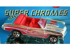 2007 Hot Wheels Super Chromes '70 Chevy Chevelle Convertible 40th Anniversary