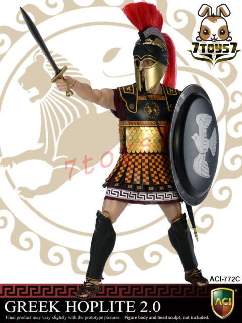 ACI Toys 1//6 Power Set Greek Hoplite 2.0/_ Loose Set C /_Warriors Ancient AT100YY