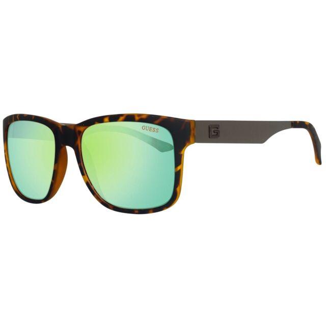 3dfae4c210 GUESS Sunglasses Gu4000-d 02g 56 Men Black Sunglasses for sale ...