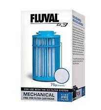 Fluval G3 Aquarium Filter Mechanical Fine Pre-Filter Cartridge Blue