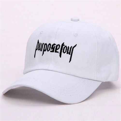 UNISEX Justin Bieber Sweatshirt /& Hoodies 3D Print Purpose Tour Baseball Hat Cap