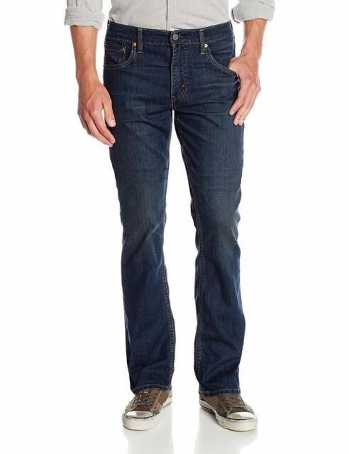 89b13569fe Levi s Strauss 527 Men s Premium Slim Bootcut Jeans Covered Up Stretch ...