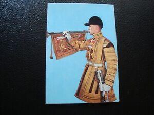 UK-Tarjeta-Postal-Jugador-De-Trompettechez-Los-Caballo-Guardia-Real-B17