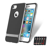 ROCK Royce Ultraslim Hybrid Shockproof Case Cover Bumper for iPhone 7 & 7 Plus