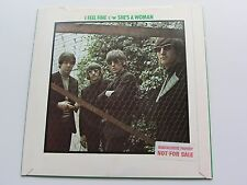 THE BEATLES 1976 UK 45   I FEEL FINE   NOT FOR SALE MANUFACTURERS PROPERTY