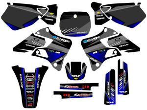 1996 1997 1998 1999 YAMAHA YZ 125 250 GRAPHICS YZ125 YZ250 DECO KIT STICKERS