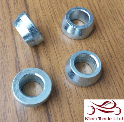 """1//2/"""" UNF size Rose Joint Misalignment Spacers"""