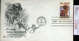Dinah-Shore-1979-Signed-Jsa-Certed-Fdc-Authentic-Autograph