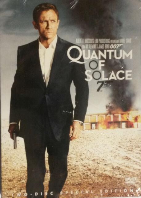 * NEW SEALED DVD Film * QUANTUM OF SOLACE *